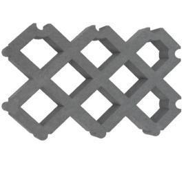Kunststof grastegel 60 x 40 x 8 cm
