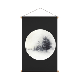 Kerstbomen textielposter 2