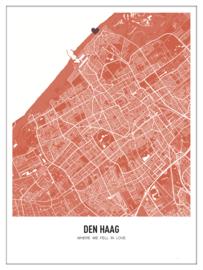 Persoonlijke stadskaart - TERRA