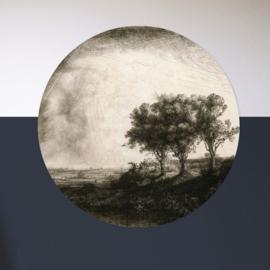 De Drie Bomen - wandcirkel