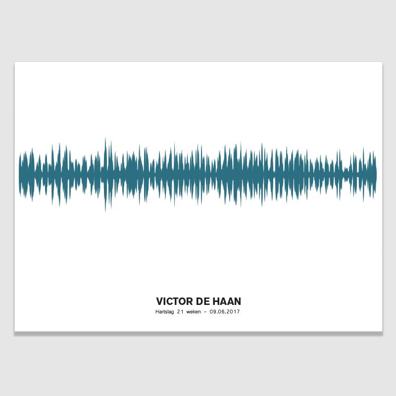 Soundwave baby - horizontaal