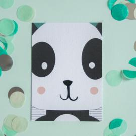 Panda Love || A6 Kaart