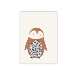 Little Pinguïn || A5 Poster