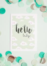 Hello Baby || A6 Kaart