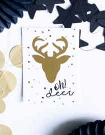 Oh! Deer || A6 Kaart