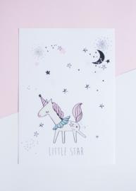 Little Star || A4 Poster