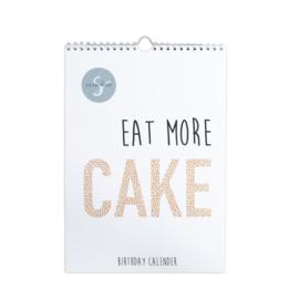 Eat more Cake || Kalender