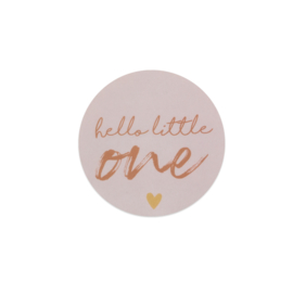 Hello Little One || Stickers