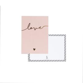 Love|| A6 Kaart