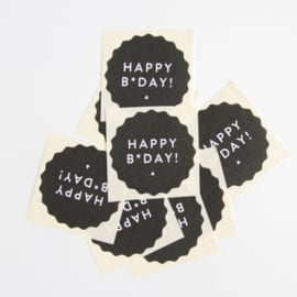 Happy B*Day! || Stickers