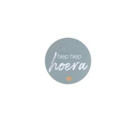Hiep Hiep Hoera || Stickers