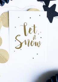 Let it Snow || A6 Kaart