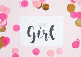 It's a Baby Girl || A6 Kaart