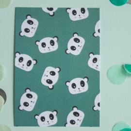 Panda All Over || A6 Kaart