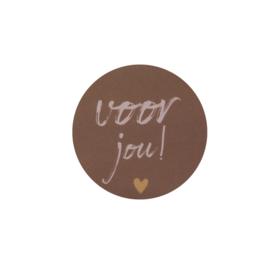 Voor jou! || Stickers