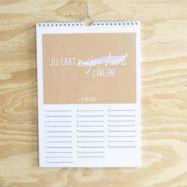 Feestje    Kalender