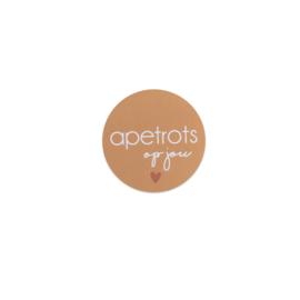 Apetrots || Stickers
