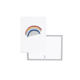 Kaartenset Stip || Set van 6 ansichtkaarten