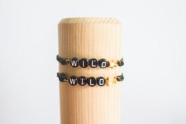 Wild || Armbandje