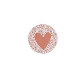 Hart stip || Stickers