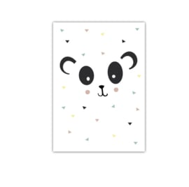 Panda Fun || A4 Poster