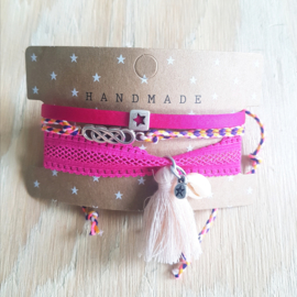Star || armbanden set