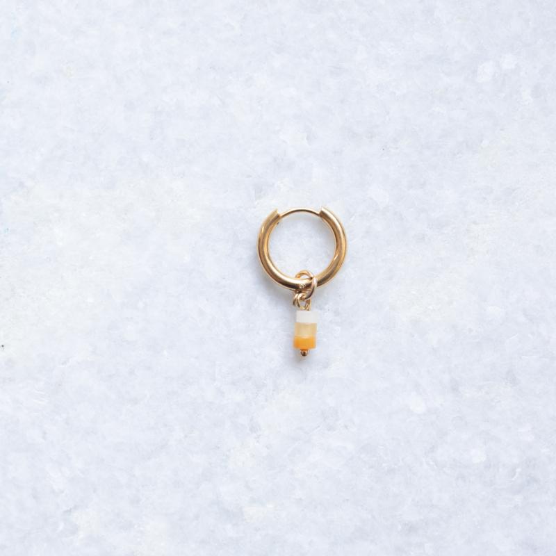 Earring || Geel