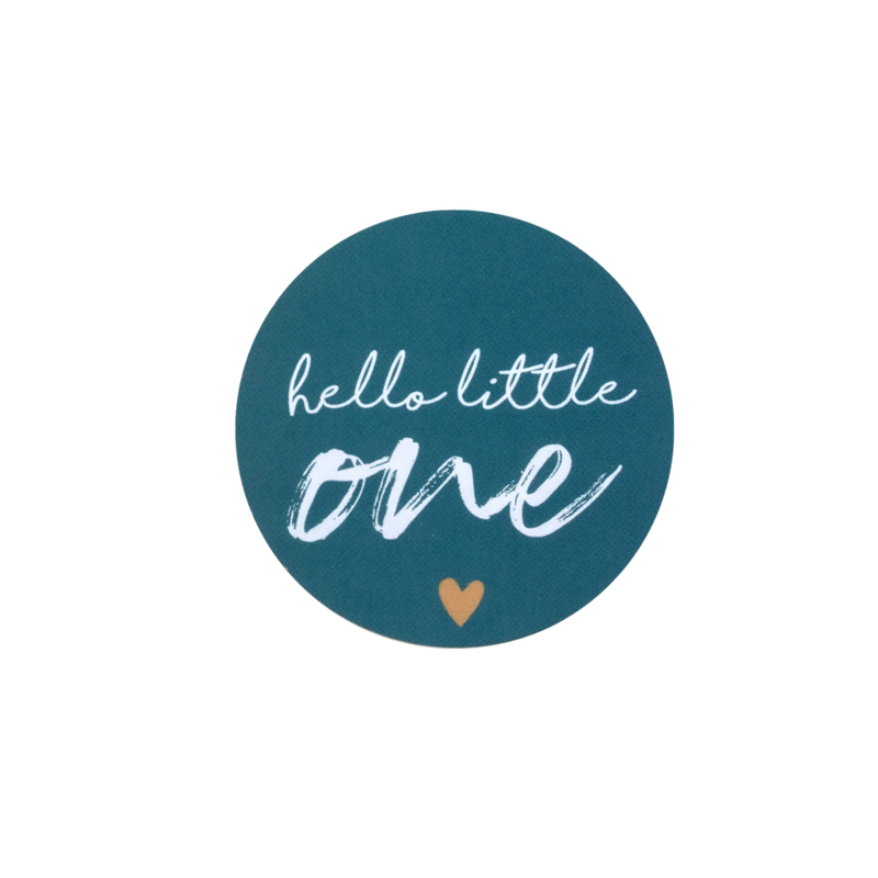 Hello Little One    Stickers