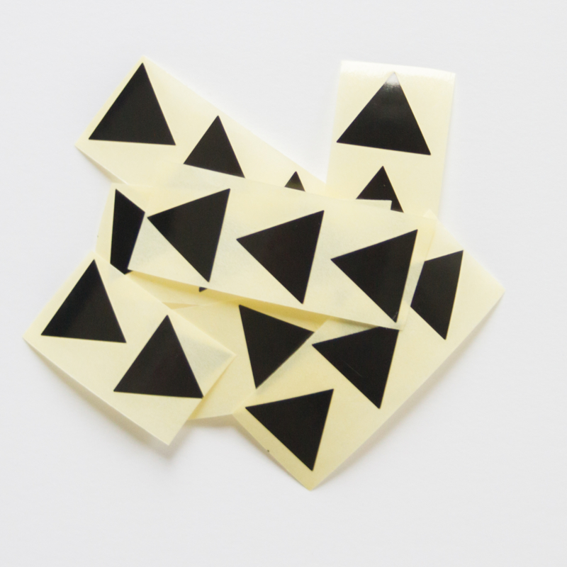 Triangle || Stickers