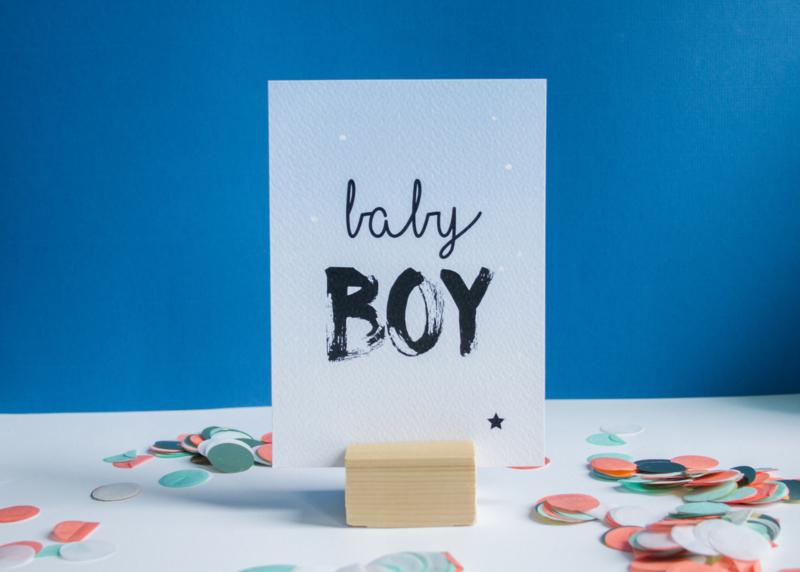 Baby Boy || A6 Kaart