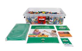 Plus-Plus Basic Mix 4000 + 12 bouwplaten