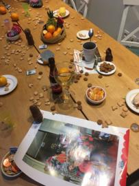 Zet een fantastische Sint-tafel