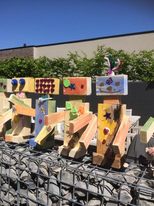 Houten robots (5+)