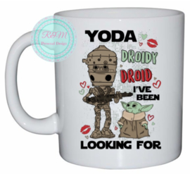 Yoda Droidy Droid
