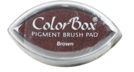 ColorBox Pigment Inkt 'Brown'