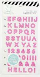 Heidi Swapp Stickerboek (1556 stickers)