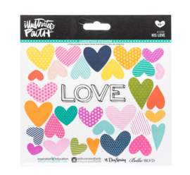 His love Stickers