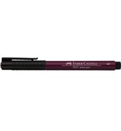 Faber-Castell Pitt artist Pen (S) Magenta