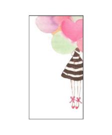 Insert 'Balloongirl lijntjes'
