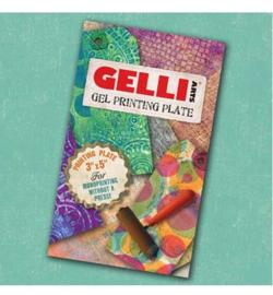 Gelli plate (7,62cm x 12,7cm)