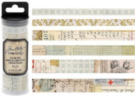 Tim Holtz Idea-ology - Design tape 'Salvaged'