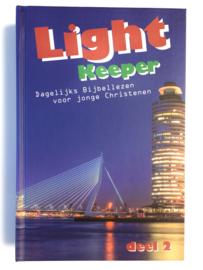 Lightkeeper deel 2 dagelijks Bijbel lezen voor 'jonge' christenen