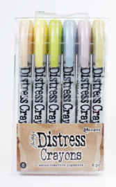 Distress Crayons '8'
