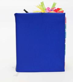 NBV schrijfbijbel hoes 'Blauw'