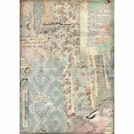 Stamperia - Wallpaper A4
