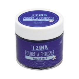 iZink embossing poeder 'Iris'