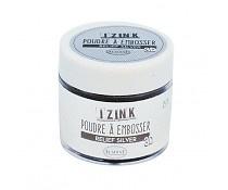 iZink embossing poeder  Relief Zilver