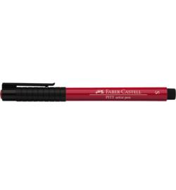 Faber-castell Pitt Artist Pen (S) Deep Scarlet Red