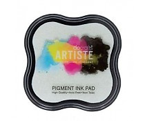 Docrafts pigment ink pad- Clear emboss