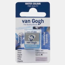 van Gogh watercolor napje 'zilver' 800